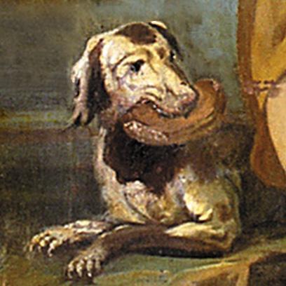 San Rocco e il cane