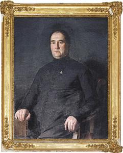 Ritratto di don Giuseppe Sterratrice